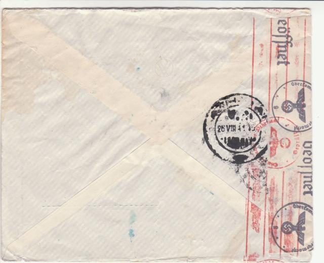 Censures allemandes en Mer Egée et dans le Dodécanèse. _2d00212