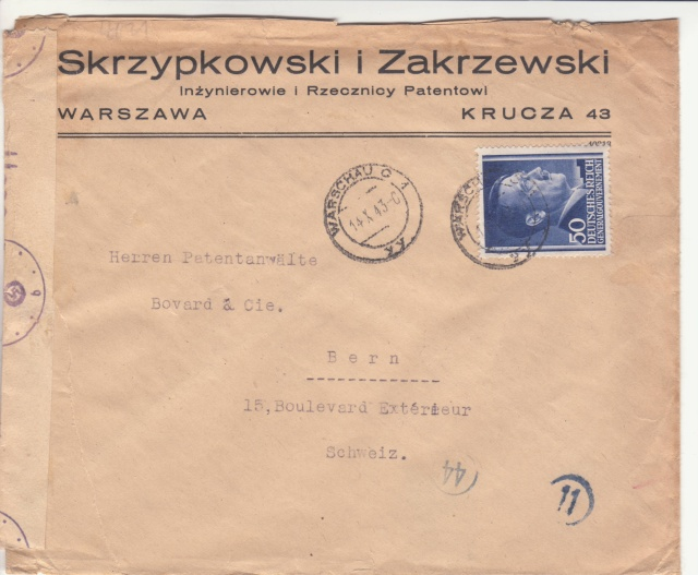 Pologne occupation allemande _3000414