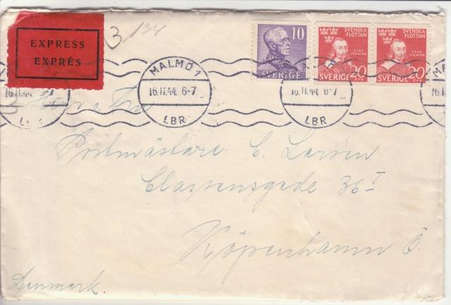 ABP k - Copenhague déplacé à Sonderborg en octobre 1944. _3000512