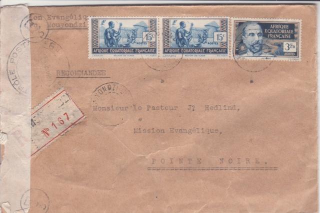 Tarif de la recommandation pendant la Deuxième Guerre mondiale _3000810