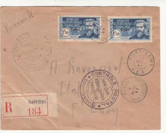 Tarif de la recommandation pendant la Deuxième Guerre mondiale _3001010