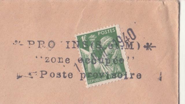 Tarif des lettres pendant la Deuxième Guerre mondiale _3001310