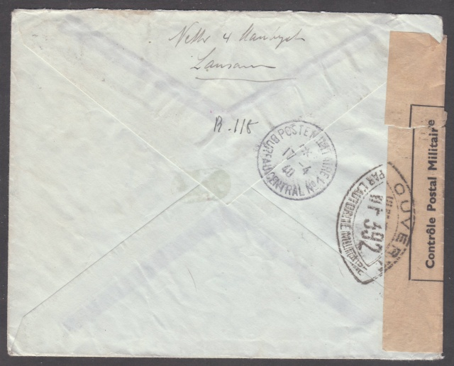 Comment les BCM connaissaient le secteur postal réel des militaires _3001610