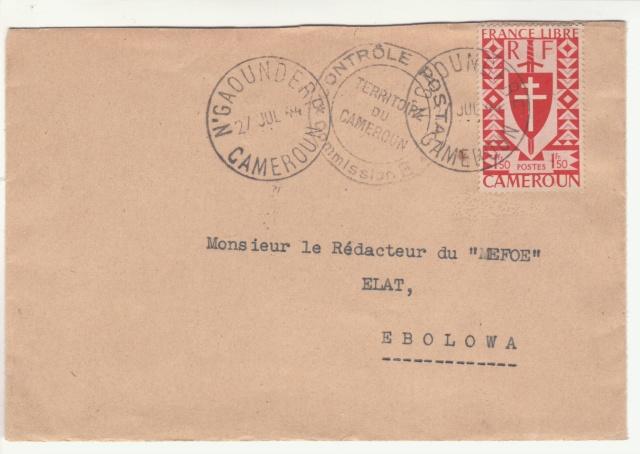 Tarif des lettres pendant la Deuxième Guerre mondiale _3_00010