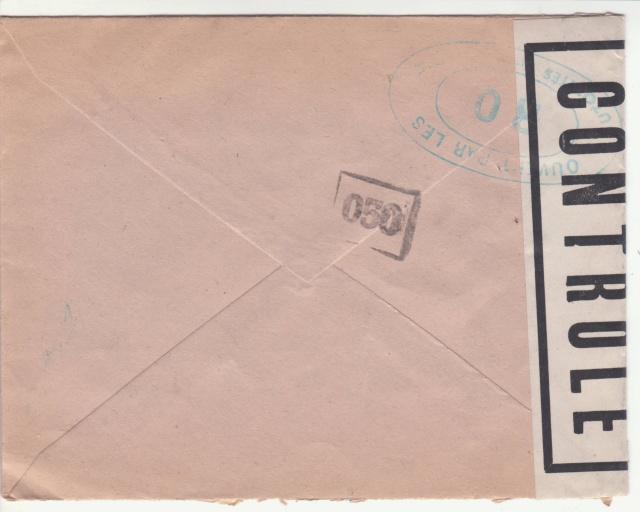 Tarif de la recommandation pendant la Deuxième Guerre mondiale _4_210