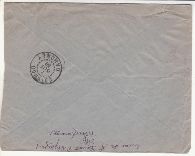 Tarif des lettres pendant la Deuxième Guerre mondiale _5000411