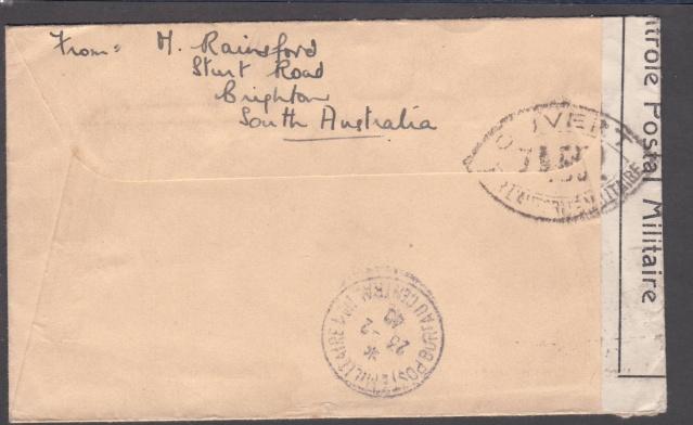Comment les BCM connaissaient le secteur postal réel des militaires _5001312