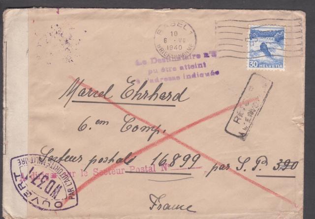 Comment les BCM connaissaient le secteur postal réel des militaires _5001410