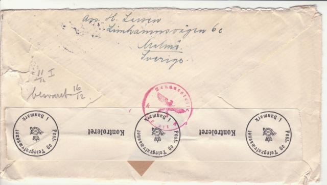 ABP k - Copenhague déplacé à Sonderborg en octobre 1944. _6000513