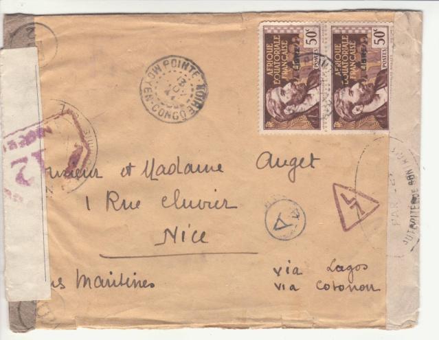 Tarif des lettres pendant la Deuxième Guerre mondiale _6_010