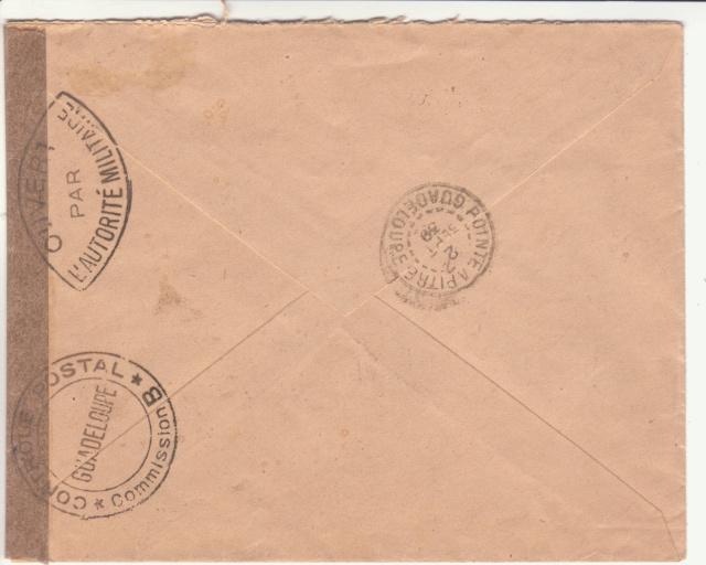 Tarif de la recommandation pendant la Deuxième Guerre mondiale _7000413