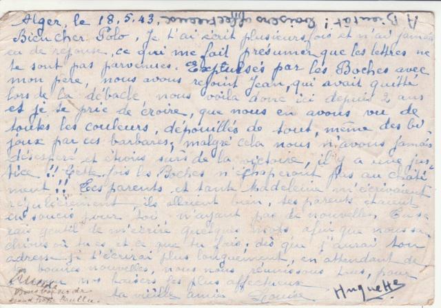 Utilisation des entiers Iris et Pétain et cartes interzones hors de France _8000313