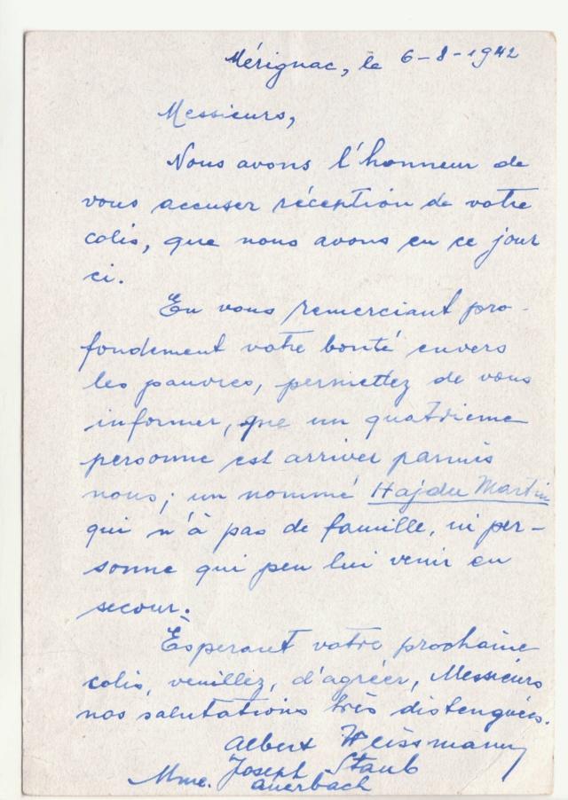 Tarif des cartes postales pendant la Deuxième Guerre mondiale _9000312