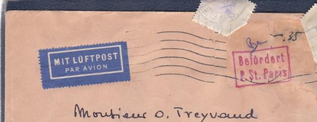 Le contrôle des informations et de la Presse en France pendant l'occupation allemande.  _l10