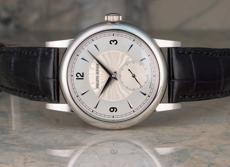 vacheron - Pour vous, quelle montre est le summum des montres ? - Page 9 Ldufou10