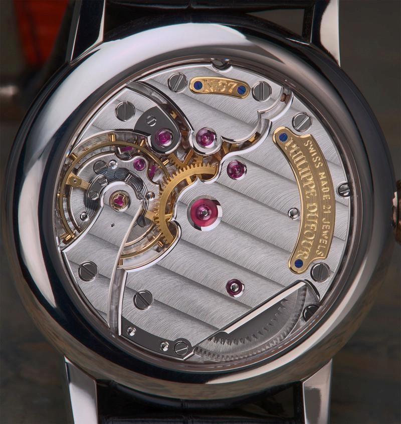 vacheron - Pour vous, quelle montre est le summum des montres ? - Page 9 Ldufou11