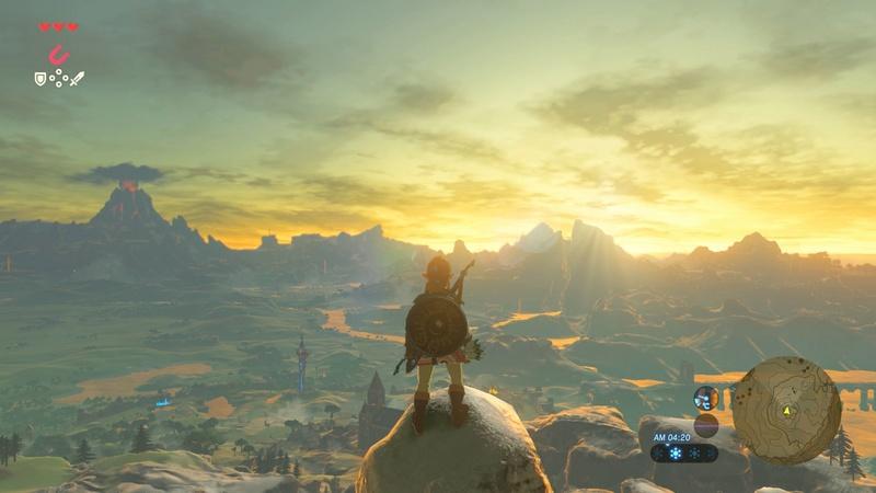zelda - The Legend of Zelda: Breath of the Wild [XCI][MEGA] Double10
