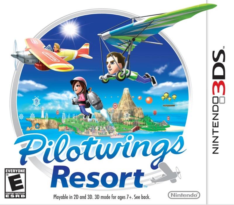 PilotWings Resort [Multi] Pilotw10