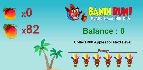 [Testar] Bandirun: Novo jogo para ganhar satoshis Screen10