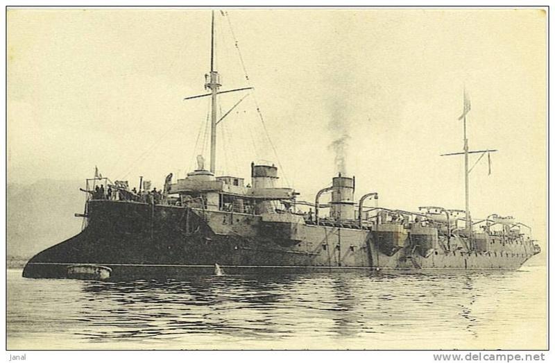 Croiseurs français  - Page 5 2alger10