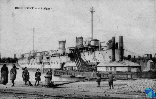 Croiseurs français  - Page 5 3alger10