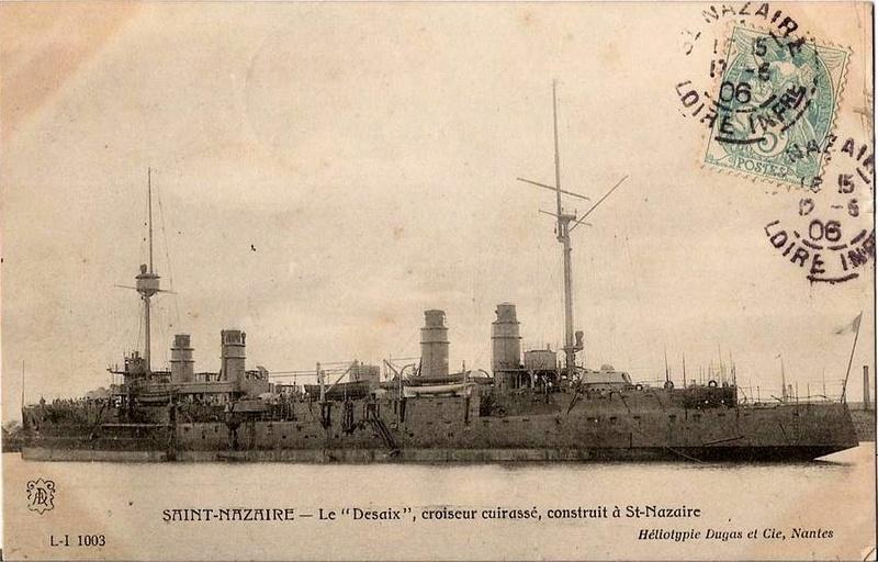 Croiseurs français  - Page 5 3desai10