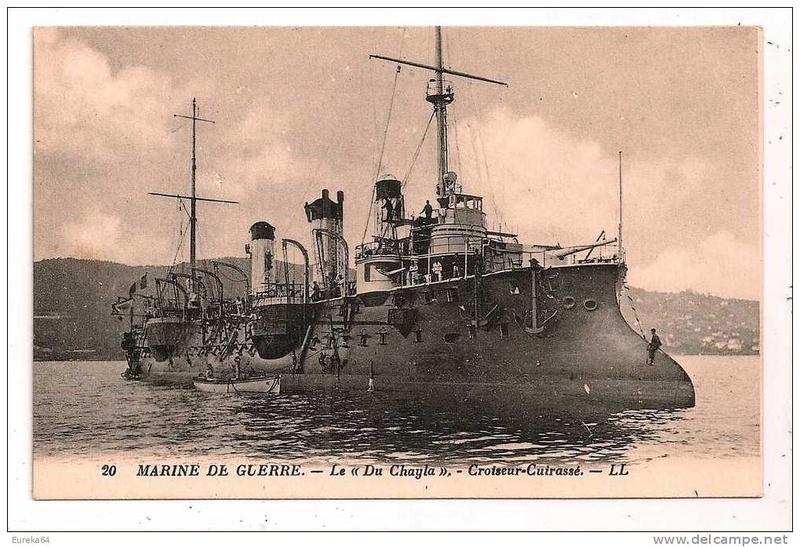 Croiseurs français  - Page 5 3du_ch10