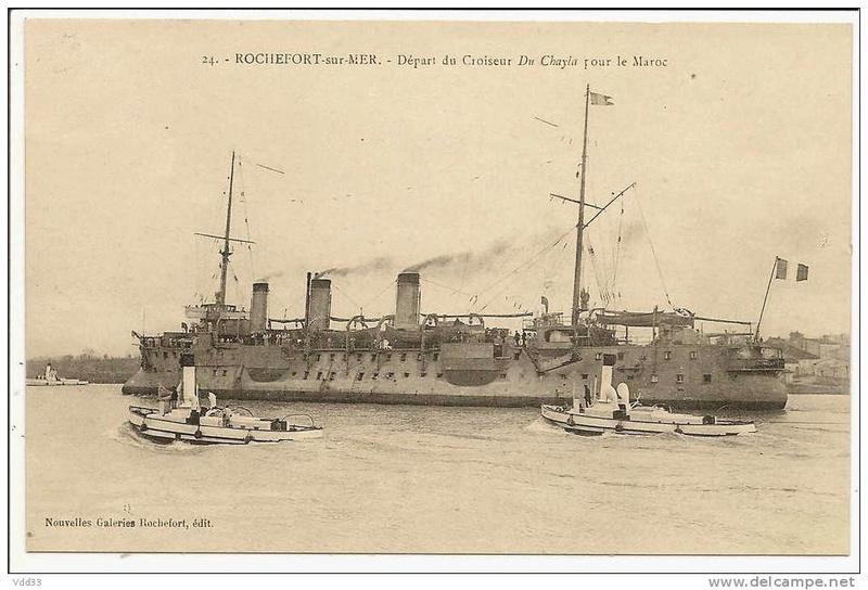 Croiseurs français  - Page 5 4du_ch10