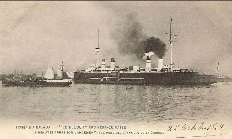 Croiseurs français  - Page 5 4klebe10