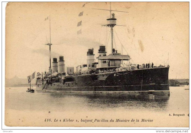Croiseurs français  - Page 5 5klebe10