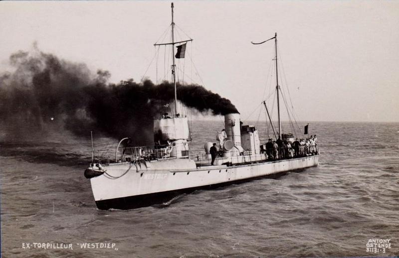 Marine Belge  A9_wes10