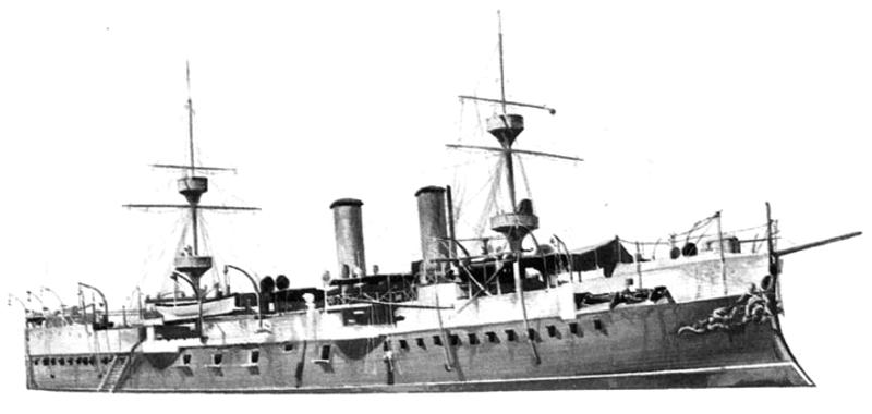 Marine brésilienne Almira11