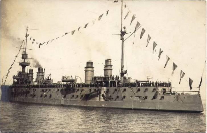 Croiseurs français  - Page 5 Amiral11