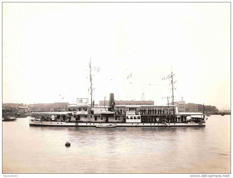 Les canonnières fluviales françaises  Argus_11