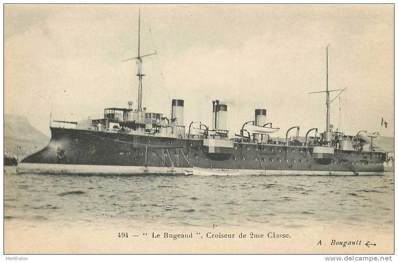 Croiseurs français  - Page 5 Bugeau10