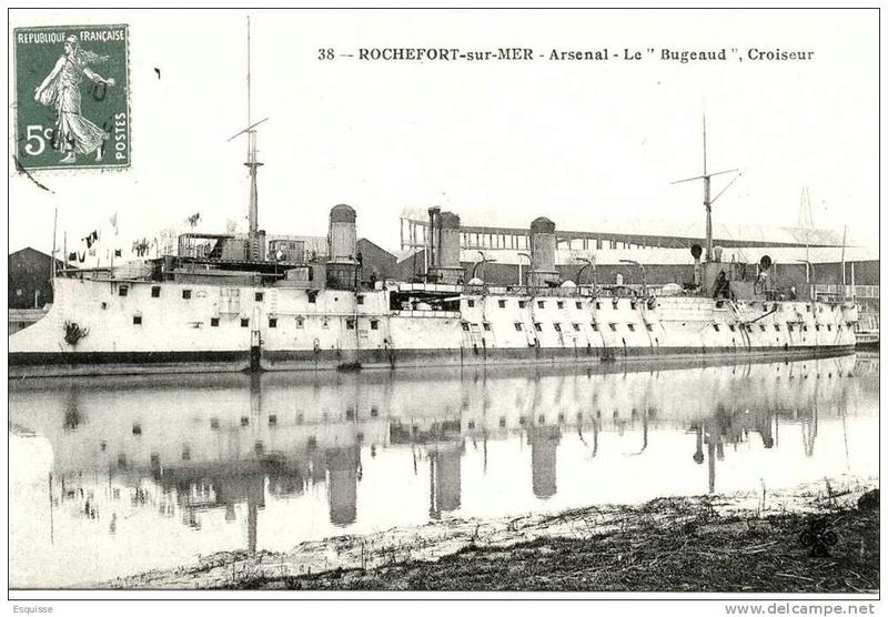 Croiseurs français  - Page 5 Bugeau11