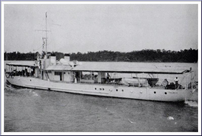 Les canonnières fluviales françaises  C112_111