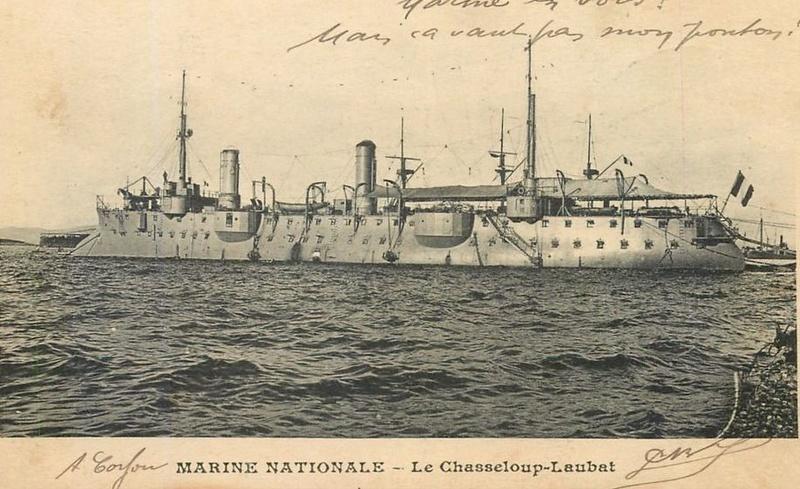 Croiseurs français  - Page 5 Chasse11