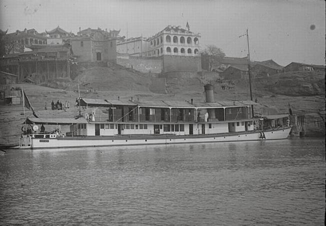Les canonnières fluviales françaises  Doudar11