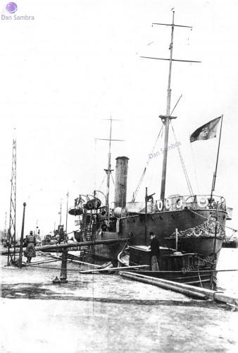 Marine roumaine  Elisab11
