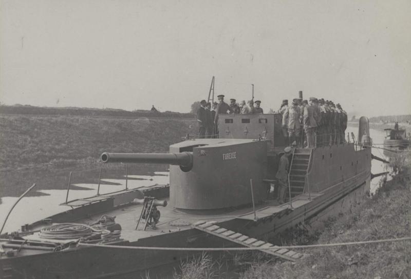 Les canonnières fluviales françaises  F-furi10