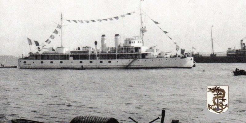 Les canonnières fluviales françaises  Franci11