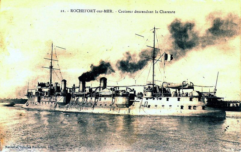 Croiseurs français  - Page 5 Friant10