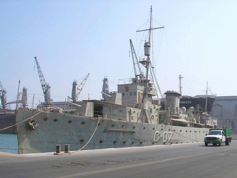 Marine Mexicaine  Guanaj11