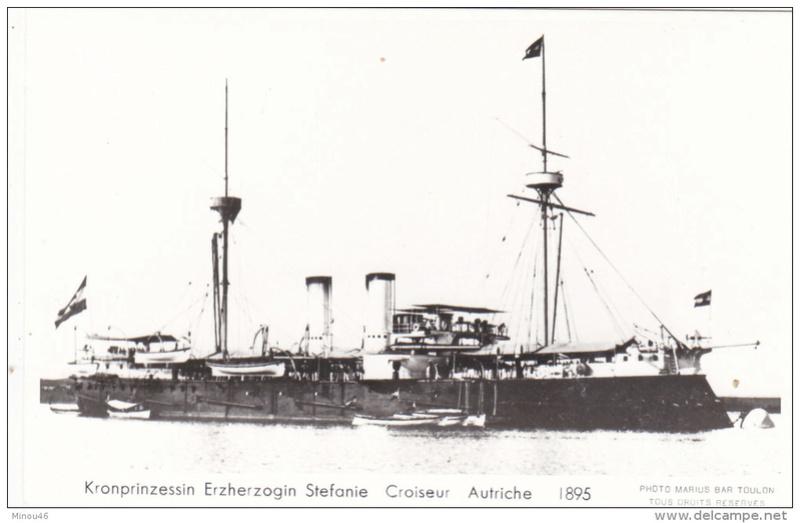 Marine Austro-Hongroise  Kronpr10