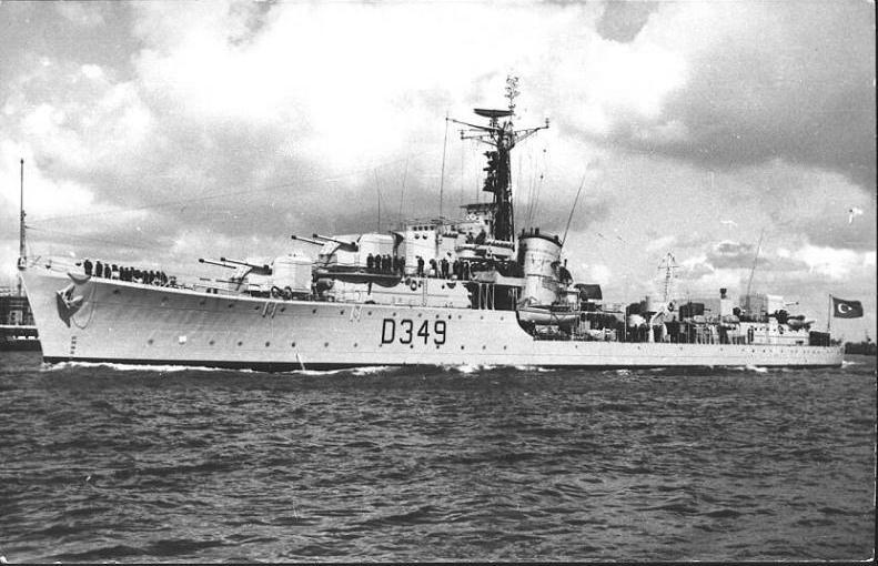 Marine turque Maresa10