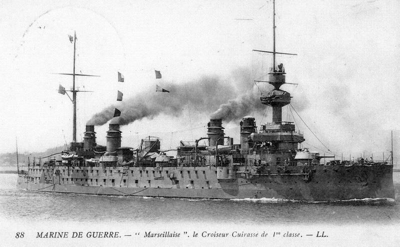 Croiseurs français  - Page 5 Marsei10