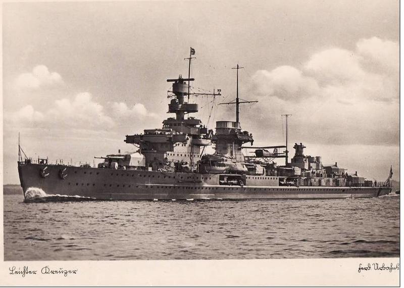 Croiseurs allemands - Page 2 Nurnbe10