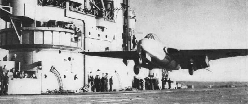 Porte-avions classe COLOSSUS britannique. Ocean_10