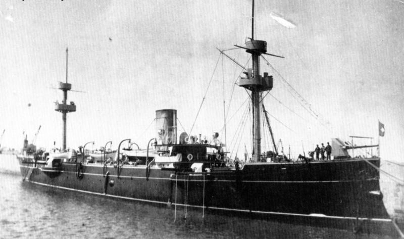 Marine chilienne Presid10